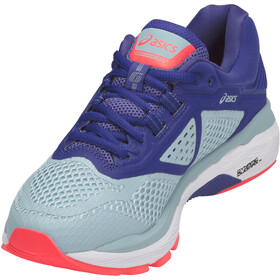 asics GT-2000 6 Running Shoes Women blue/turquoise